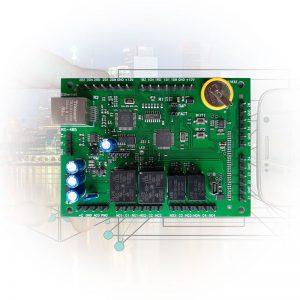 IP OSDP контроллеры ограничения доступа [в разработке]